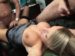 two-horny-sluts-share-a-throbbing-cock