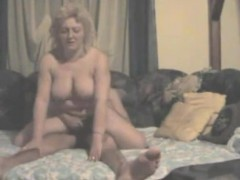 006003 Beautiful Adult Partner With Large Breasts Rides The