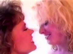 Soapy Lesbian Love Video
