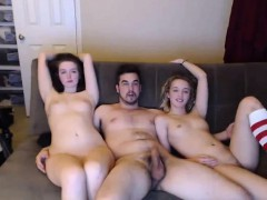 horny-dude-gets-into-a-threesome-with-a-couple-of-hot-bimbo