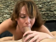 Nasty Girl With A Fabulous Ass Can't Get Enough Hard Meat In Her Mouth