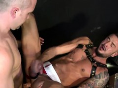 Dolf Teaching Daniel On How He Needs To Be Fucked And Sucked
