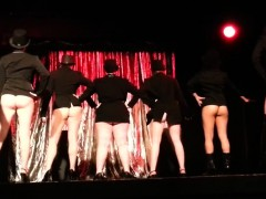 bbw n milfs fat asses burlesque shizuko from onmilfcom Striptease