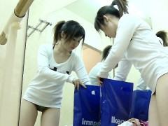 lovely-asian-chick-enjoys-changing-into-her-workout-suit-fo