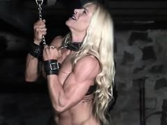 muscular-female-jill-bound-in-dungeon