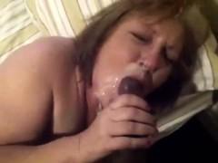 Cuckold Milf Creampie That Is Black Pov