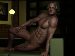 3d Gay Big Dicks And Big Muscles!