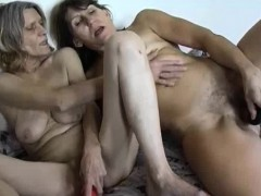 Omapass Two Old Lesbians Are Using Dildos