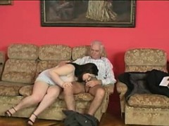 Old Man Fucks A Bosom Big Babe Curtis