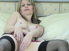 Perfect Mature Mama Needs Rough Co Xenia