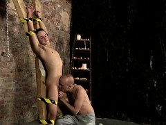 Free Gay Male Bondage Cartoons First Time Spitting Cum In A