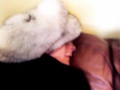 furgirl-white-wool-hat-ass-penetrated-trio