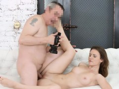 Dumb Slut Sofy Torn Gets Tricked And Fucked