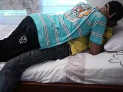 Ethnic Northafricans Barebacking In Bedroom