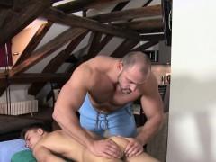 Steamy Sexy Massage Session For Slutty Gay Boy friend