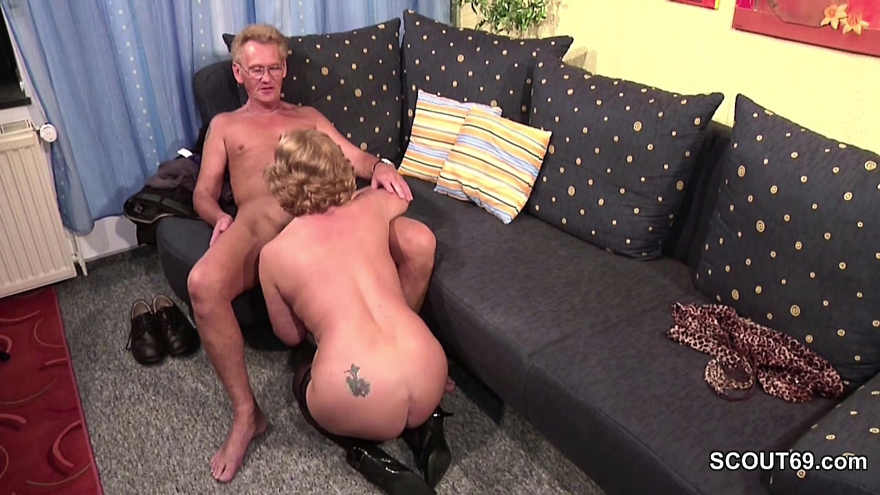 German Lesbian First Time