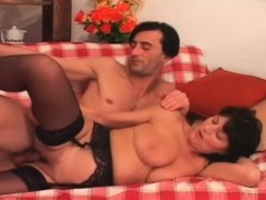 mature-in-lingerie-gets-hairy-twat-banged