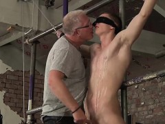 Horny And Hungry For Pain Billy Gets A Good Lesson