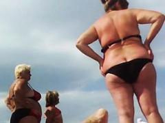 Russian Mature On The Beach Dilett Cathryn