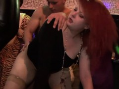 Hardcore Sex Party Starring Luscious Honeys
