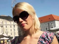 public-pickedup-euro-babe-giving-handjob