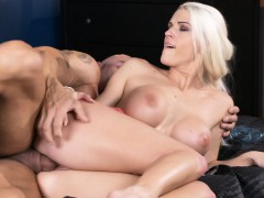 mom penis hungry blonde beauty