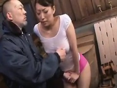 Sexy Asian Wife With A Splendid Ass And Perky Boobs Is Horn