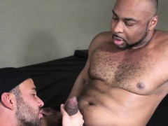 dilf-bear-pounded-by-unsaddled-bbc-after-bj