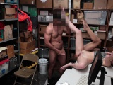 Shoplyfter- Teen Thieves Suck Cock and Get Fucked