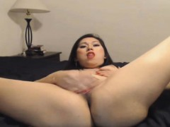 Pretty Tranny Plays With Her Toys