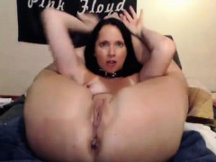 brunette-milf-masturbates-with-a-big-dildo