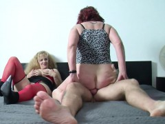 german-mom-and-aunt-seduce-younger-man-to-fuck-her