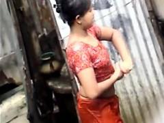 Indian Girl Full Exposed In Public