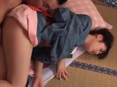 Chinatsu Nakano Doing Her Hairy Poke Hole Really Goood