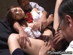 Cute School Girl Rin Momoka Fucked Part2