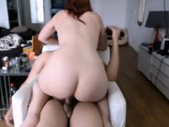 redhead-fatty-fucked-hardcore-by-skinny-guy