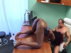 ebony babe nails doctor wild xxx.harem.pt