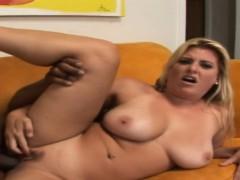Blonde Big Tit Slut Milf Bbc Interracial Rough Sex