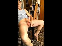 Intense Masturbation On Webcam Wonderful 02