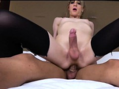 tgirl-and-her-trap-gf-cum-on-each-other