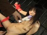 Sexy japan anal three-some fuck