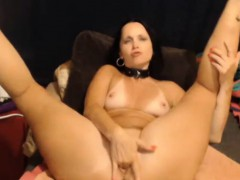 Naughty Andie Valentino Fingers And Toys Her Juicy Wet Hole
