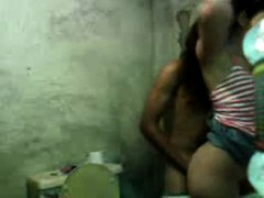 Brazilian Chick Getting Off On Webcam