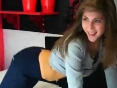 beautiful-brunette-striptease