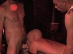 Barebacked Ass Creamed