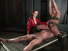 Redhead Dominates A Slave