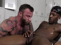 Ebony Gay Amateur Spunks