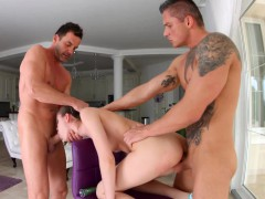 Ass Traffic Presents Anna Taylor In Gonzo Anal Scene