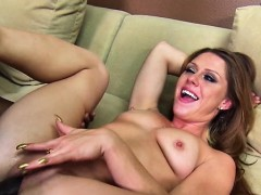 Milf Loves When A Large Darksome Wang Drills Her