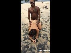 Ebony Teen From Long Beach Masturbating Til Orgasm